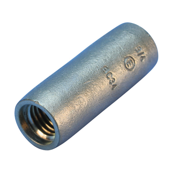 ERICO Threaded Coupler for Copper-Bonded Ground Rod Sectional SC34  sc 1 st  rfe.ie : sectional ground rod - Sectionals, Sofas & Couches