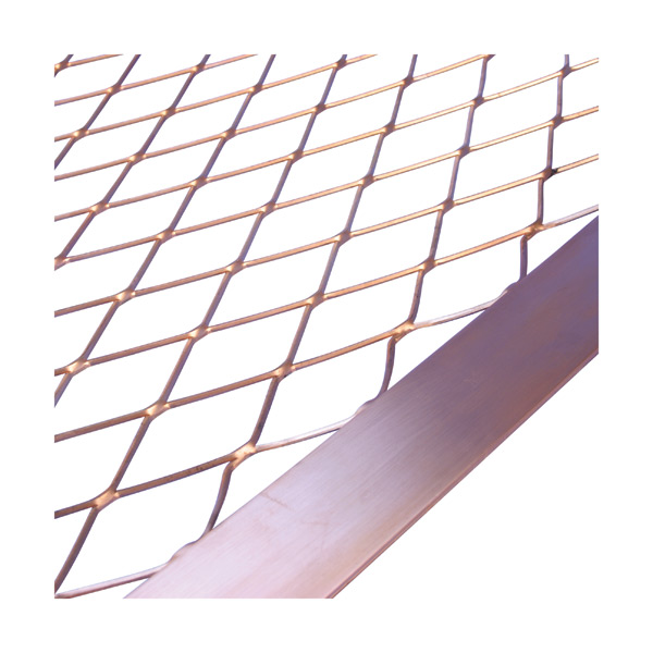 Expanded Copper Mesh with Copper Strip