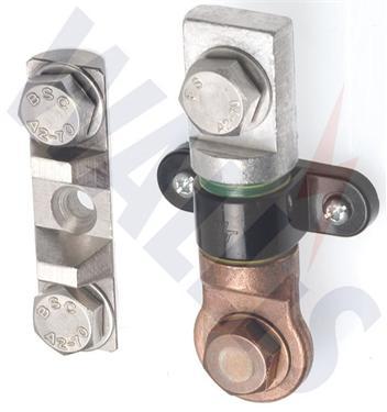 Wallis bi-metalic connectors