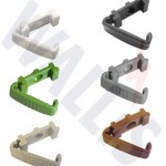 Wallis non metallic dc clips
