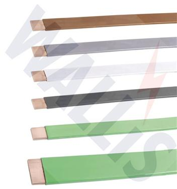 Wallis PVC covered copper tape