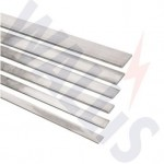 Wallis bare aluminium tape