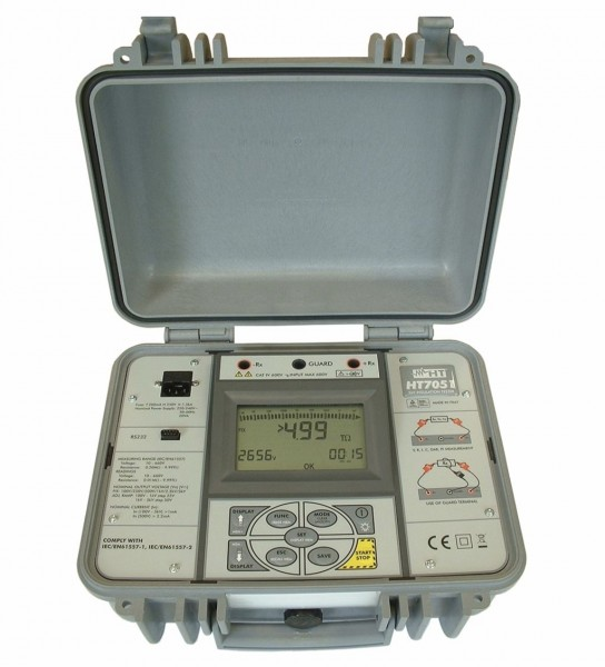 ht7051 insulation tester(68)