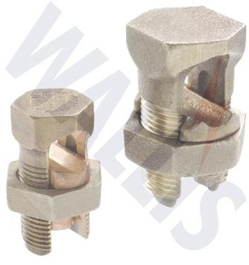 Wallis split bolt connectors