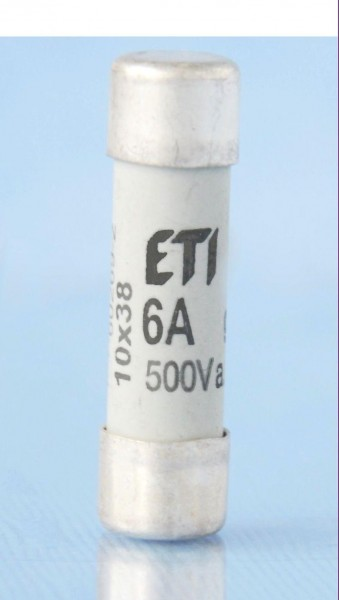 6acylindrical fuse