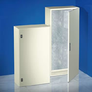 DKC Sheet Steel Enclosures depth 300mm