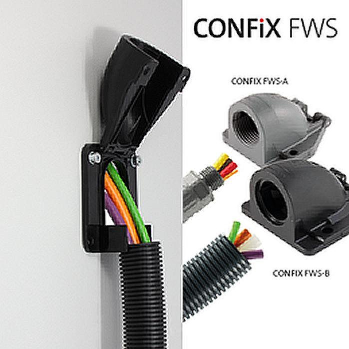 Confix FWS- B21 Black