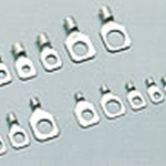 Non insulated ring terminals