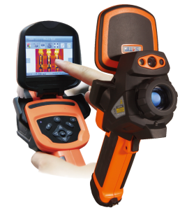 Hotfind S thermal imaging camera