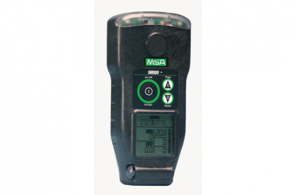 sirius multi gas detector