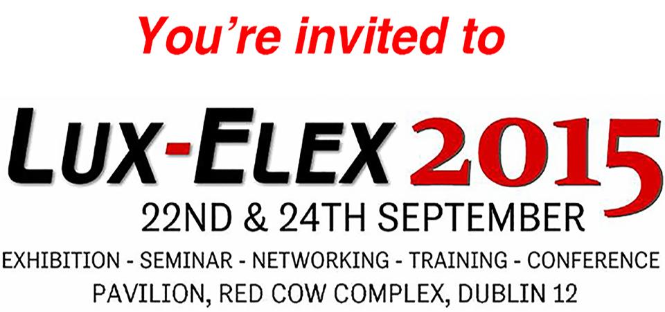 Lux Elex Exhibition