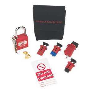 Starter Circuit MCB lockout kit