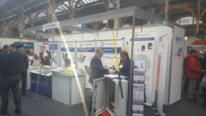 Reg Farrell (Chairman) attends Data Centre Exhibition