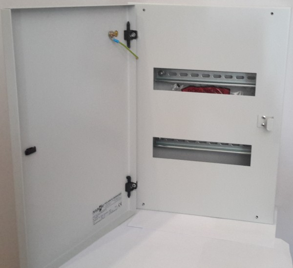 Metal Enclosures suitable for Domestic, Commercial & Industrial applications