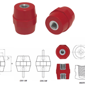 Barrel Type Insulators DB/P