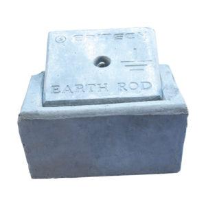 Concrete Earth Pit