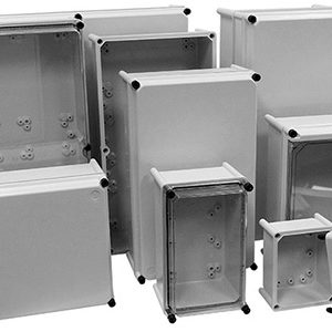 APO Modular Polyester Enclosures IP67