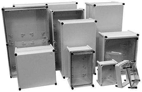 APO Modular Polyester Enclosures IP67