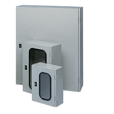 ARIA GLASSFIBRE REINFORCED POLYESTER ENCLOSURE IP66