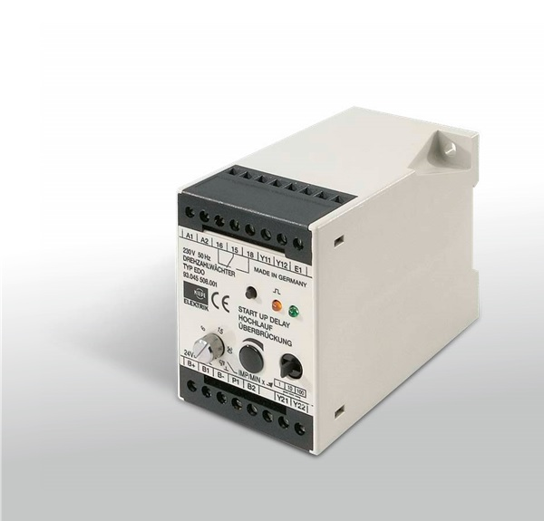 EDO Speed Monitor