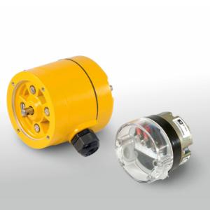 Speedmonitor EOG/DK