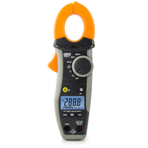 HT9014 Professional clamp meter AC 600A TRMS, CAT IV 600V