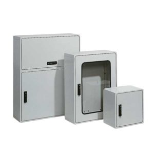 Polysafe Glassfibre Reinforced Polyester Enclosures IP65