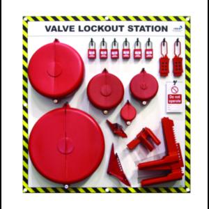 LSE309FS Valve Lockout Station