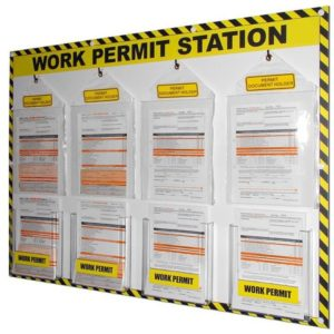 LSE319FS Work Permit Station
