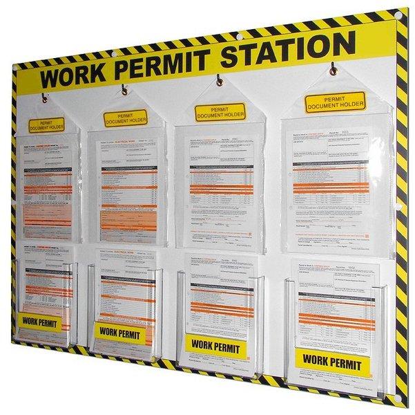 LSE319FS Work Permit Station