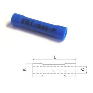 Pre-Insulated Butt Connectors