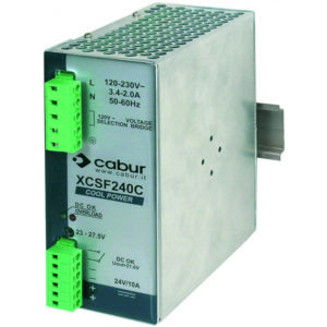 Single-Phase Switching Power Supply 120-230 Vac Output Power 240W