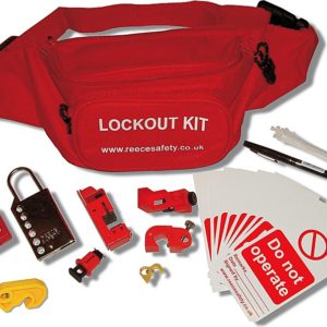 DCB Starter MCB Lockout/Tagout Kit