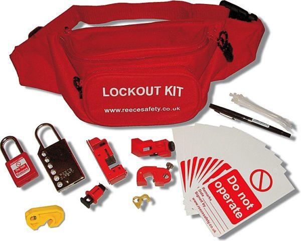 DCB Starter MCB Lockout/Tagout Kit