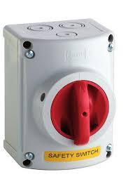 IP 65 Isolator