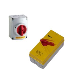IP Rated Isolators