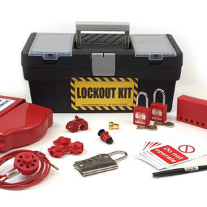 Starter Industrial Lockout Kit