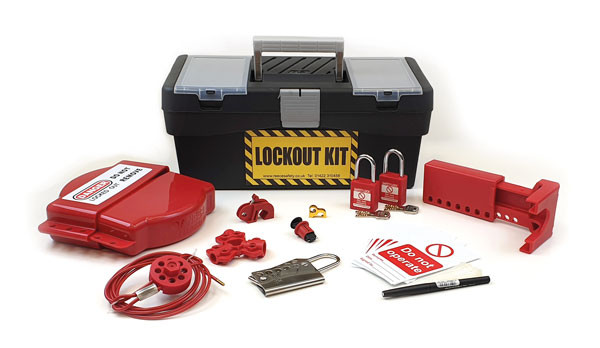 Starter Industrial Lockout Kit