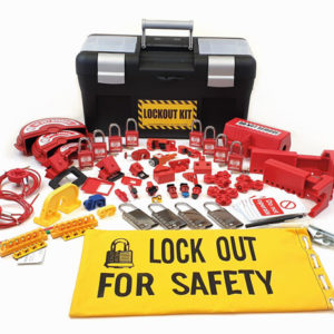 KIT2 Ultimate Industrial Lockout Kit