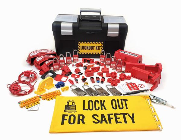 KIT2 Ultimate Industrial Lockout Kit