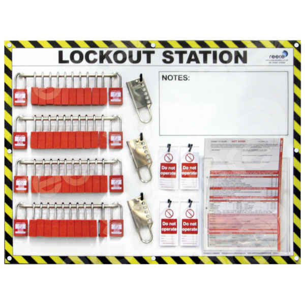 LSE200 Lockout Station