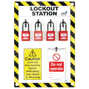 LSE301 Lockout Station