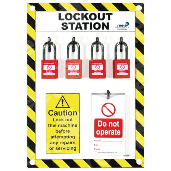 LSE301 Lockout Station