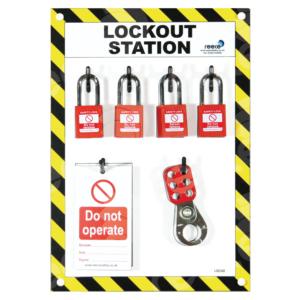 LSE302 Lockout Station