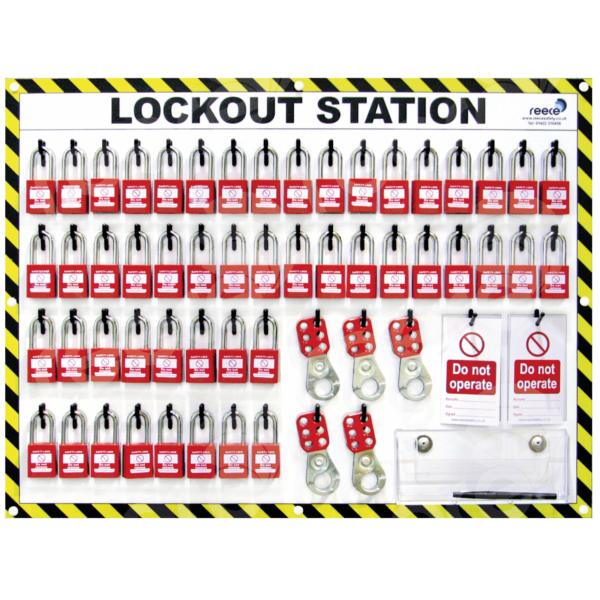 LSE305 Lockout Station