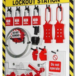 LSE308FS Fuse Lockout Station