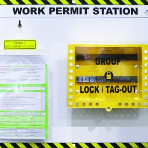 LSE312FS Single Work Permit Station