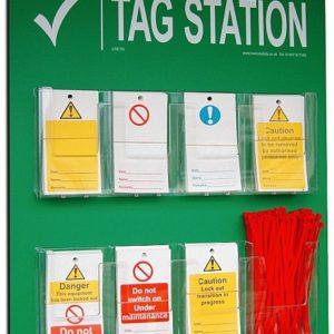 LSETG Tag Station