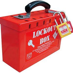 MLB12 Group Lockout Box
