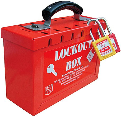 MLB12 Group Lockout Box